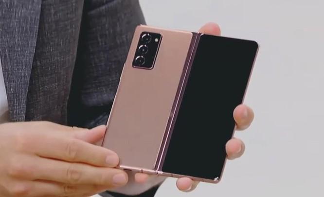 Galaxy Z Fold2 ra mắt - thiết kế mới, nâng cấp bản lề ảnh 11
