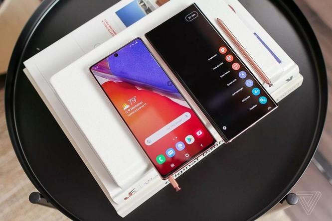 So cấu hình Galaxy Note 20 Ultra với iPhone 11 Pro Max, OnePlus 8 Pro ảnh 9