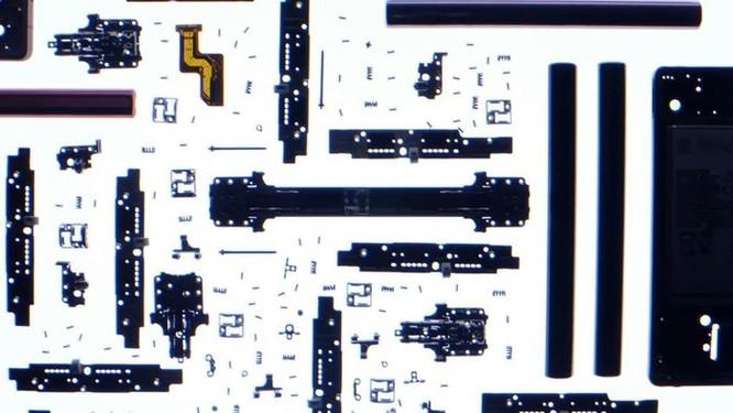 Galaxy Z Fold2 ra mắt - thiết kế mới, nâng cấp bản lề ảnh 4