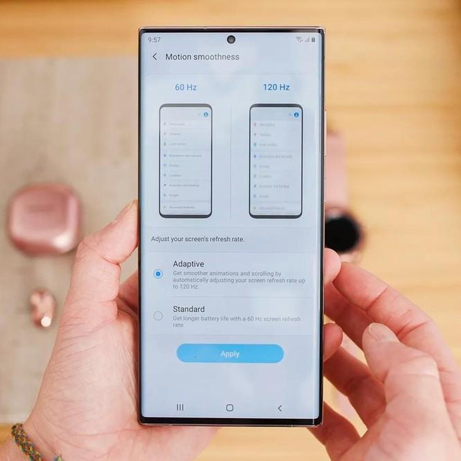 So cấu hình Galaxy Note 20 Ultra với iPhone 11 Pro Max, OnePlus 8 Pro ảnh 5