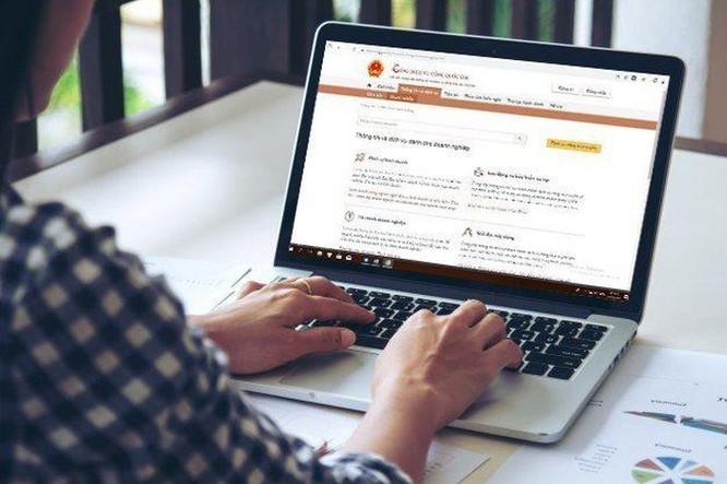 Nghiêm cấm cung cấp thông tin không đúng sự thật khi đăng ký hộ tịch trực tuyến ảnh 1