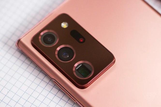 So cấu hình Galaxy Note 20 Ultra với iPhone 11 Pro Max, OnePlus 8 Pro ảnh 10