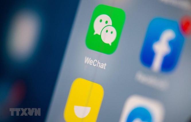Tổng thống Trump ra lệnh cấm ứng dụng WeChat của Trung Quốc ảnh 1