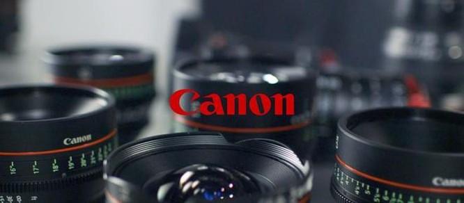Canon bị hack 10 TB dữ liệu ảnh 1