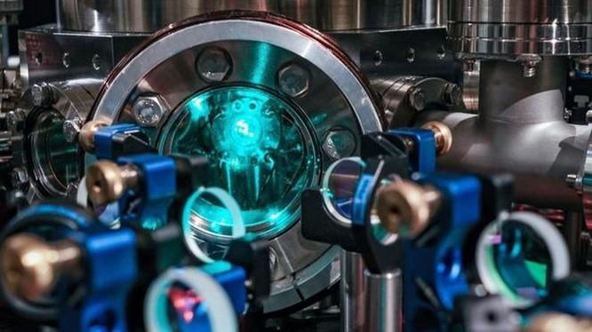 Máy tính lượng tử lạnh nhất thế giới này sẽ đánh bại Google ảnh 1