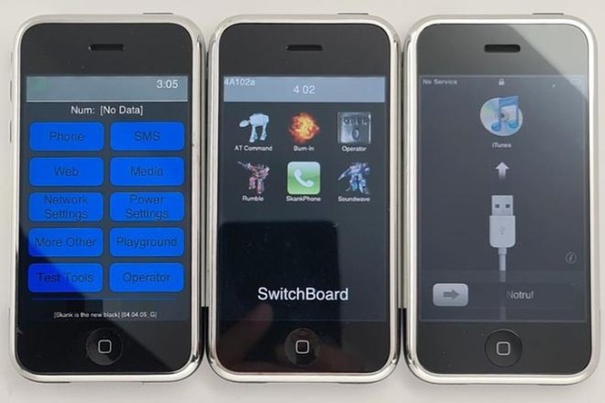 Hình ảnh hiếm của chiếc iPhone đời đầu ảnh 3