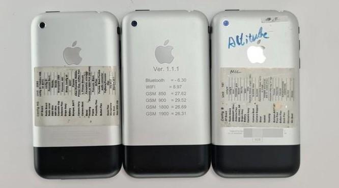 Hình ảnh hiếm của chiếc iPhone đời đầu ảnh 1