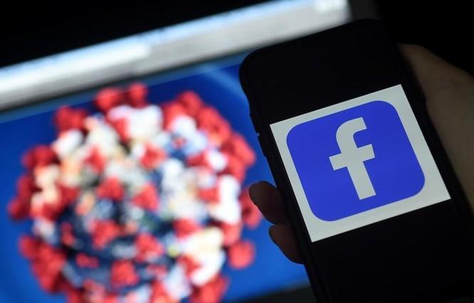 Facebook xóa hàng triệu bài đăng vì thông tin sai về COVID-19 ảnh 1