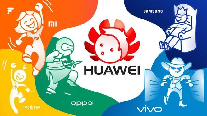 Sau Huawei, nhiều hãng smartphone TQ khác sẽ thành mục tiêu của Mỹ? ảnh 6