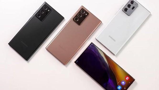 Galaxy Note 20 của Samsung Electronics đắt hàng trước ngày ra mắt ảnh 1