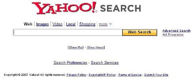 Trước khi có Google, cư dân mạng tiến hành tìm kiếm như thế nào? ảnh 4