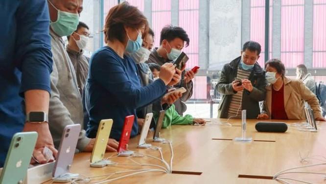 Đại chiến iPhone chính thức bắt đầu ảnh 5