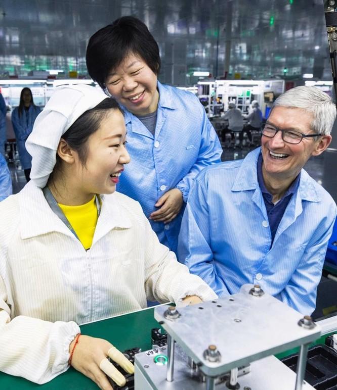 Đại chiến iPhone chính thức bắt đầu ảnh 1