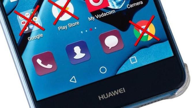 Điện thoại Huawei có thể không dùng Android nữa ảnh 1