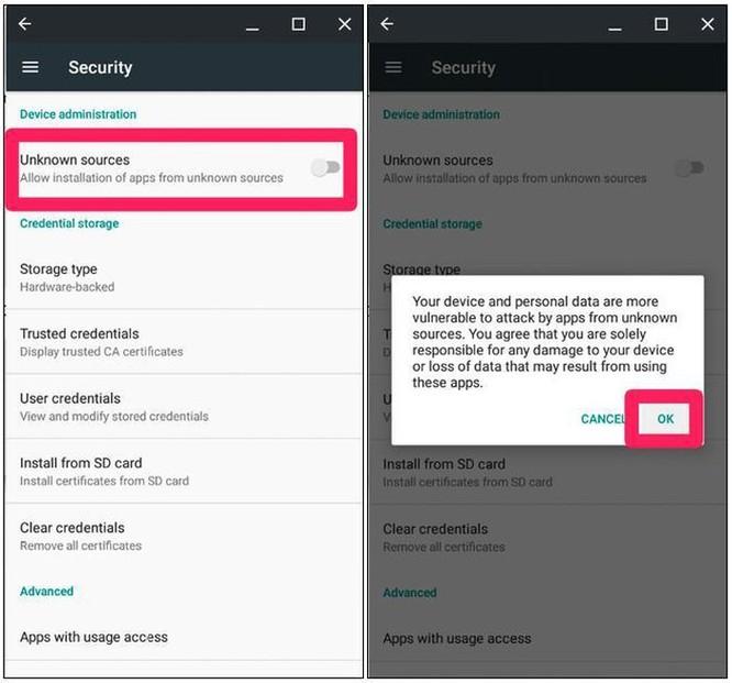 Cách tải game Fortnite về Android không qua Google Play Store ảnh 3