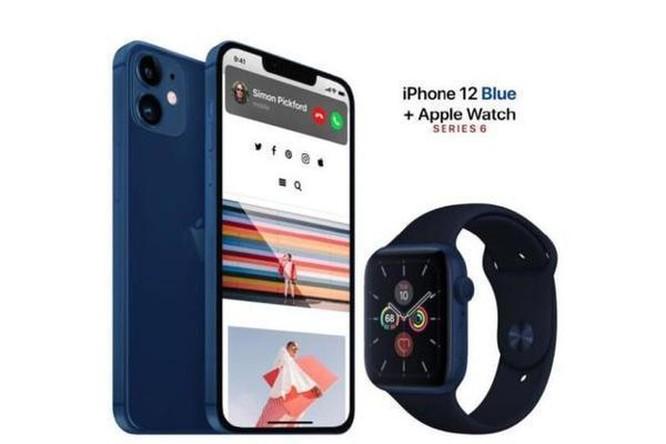 iPhone 12 màu xanh Navy có thể trở thành 'hot trend' ngay khi ra mắt ảnh 2