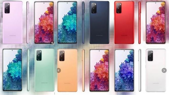 Samsung Galaxy S20 Fan Edition 5G sẽ ra mắt cuối năm nay? ảnh 1