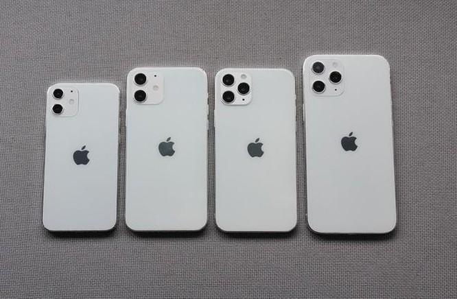 Thêm ảnh về iPhone 12, có màu mới ảnh 2