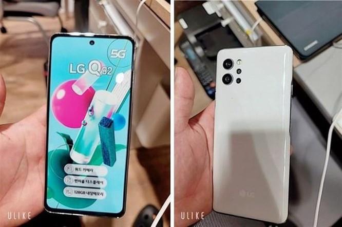 Hãng LG tung ra mẫu smartphone tầm trung 5G tại Hàn Quốc ảnh 1