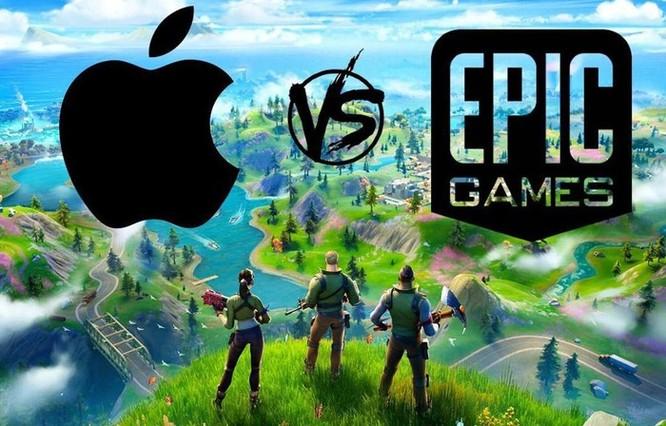 Cuộc chiến pháp lý Apple-Epic Games tác động xấu tới lĩnh vực trò chơi ảnh 1