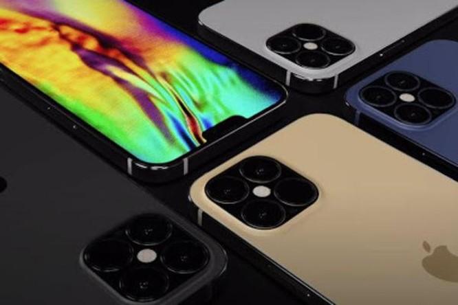 iPhone 12 Pro Max hỗ trợ chống nước, chống bụi, có thể sử dụng ở độ sâu 4 mét ảnh 1