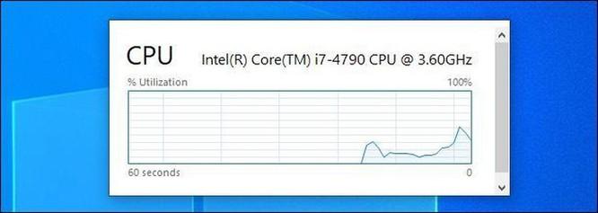 Hướng dẫn theo dõi hiệu suất chạy Windows 10 liên tục bằng cửa sổ nổi ảnh 4