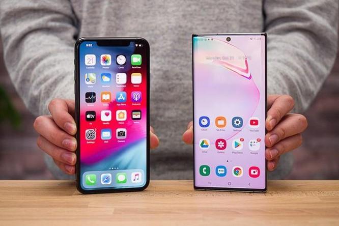 Apple muốn Samsung giao tài liệu mật ảnh 1