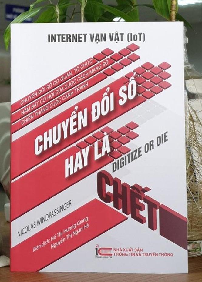 'Internet vạn vật: Chuyển đổi số hay là chết' ảnh 1