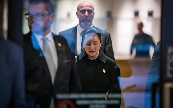 Tòa án Canada gây bất lợi cho bà Mạnh Vãn Châu ảnh 1