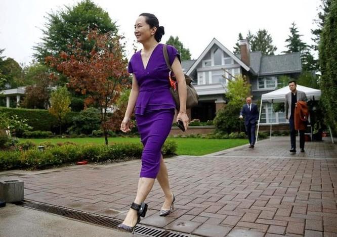 Tòa án Canada gây bất lợi cho bà Mạnh Vãn Châu ảnh 2