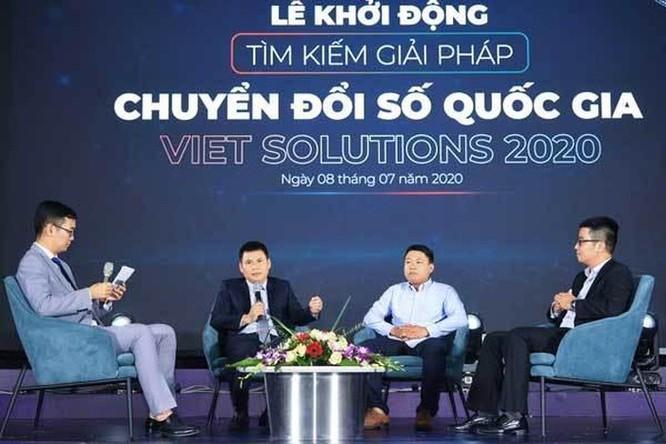 Gần 70% hồ sơ đăng ký Viet Solutions tập trung vào kinh tế số Việt Nam ảnh 1