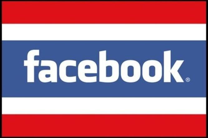 Facebook kiện chính phủ Thái Lan ảnh 1