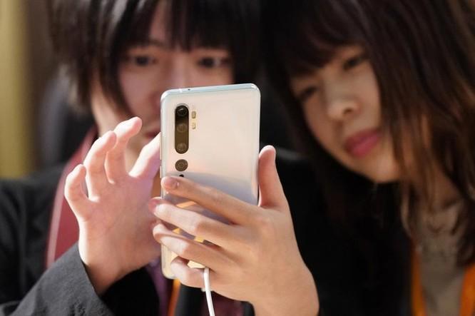 Thị trường smartphone quý II: Samsung vẫn xếp trên Huawei? ảnh 1