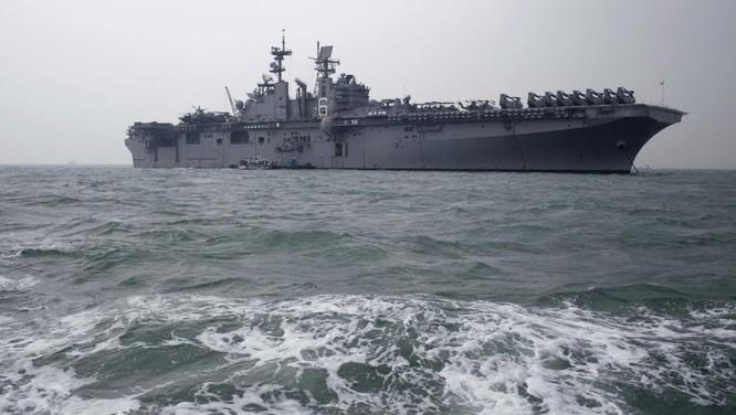 Khu trục hạm USS Bonhomme Richard