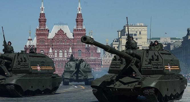Nga đang gia tăng sức mạnh quân sự nhằm đối phó với các thách thức an ninh
