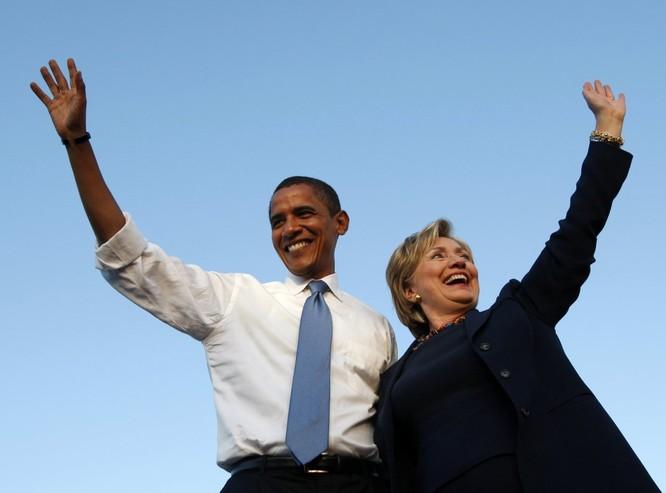 Tổng thống Obama tham gia vân động tranh cử ủng hộ bà Clinton