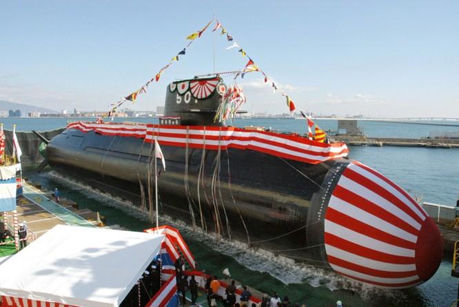 Tàu ngầm lớp Soyriu của hải quân Nhật Bản