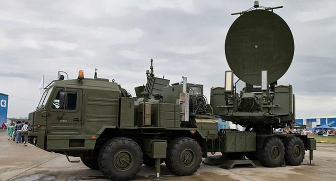 Hệ thống tác chiến điện tử Khrusha của Nga triển khai tại Syria