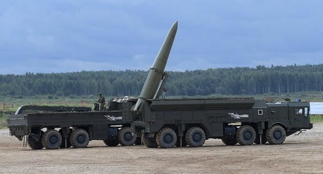Nga được cho là đã triển khai tên lửa đạn đạo tầm ngắn Iskander có khả năng mang đầu đạn hạt nhân tới vùng lãnh thổ Kaliningrad