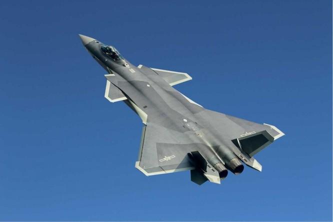 Chiến đấu cơ J-20 của Trung Quốc