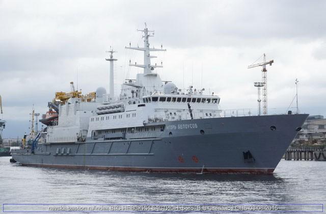 Việt Nam có thể mua tàu cứu hộ tàu ngầm Nga ảnh 1