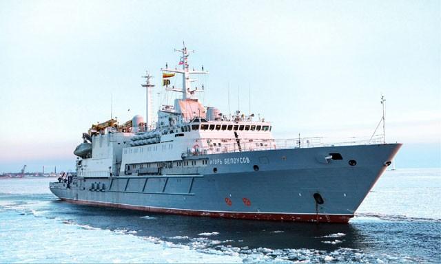 Việt Nam có thể mua tàu cứu hộ tàu ngầm Nga ảnh 2