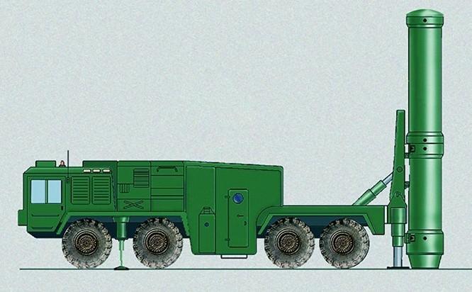Mô hình tên lửa Grom