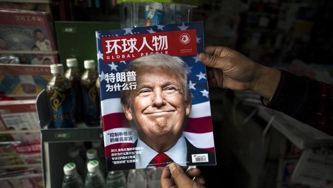 Trung Quốc hy vọng sẽ có tuần trăng mật với Mỹ dưới thời Donald Trump