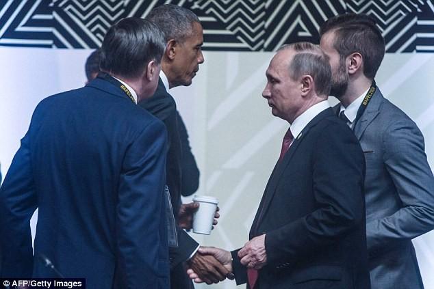 ...và cho đến tận Thượng đỉnh APEC Lima vẫn chưa được giải tỏa