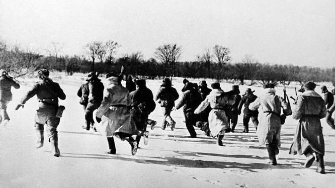 Bộ đội biên phòng Liên Xô trong cuộc xung đột biên giới 1969