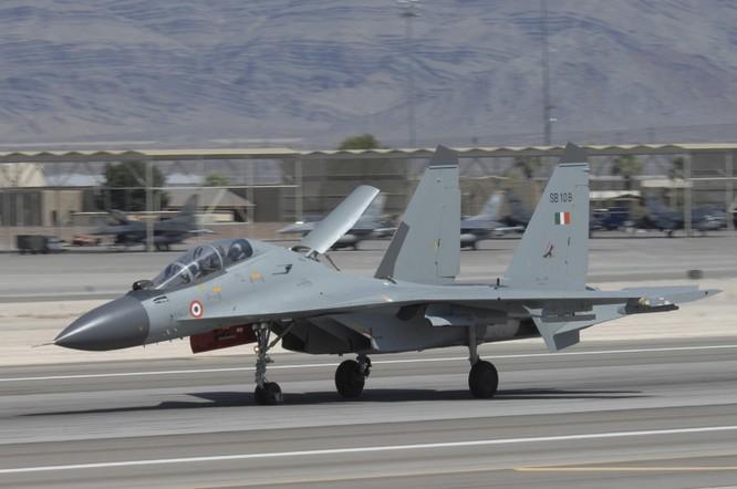 Chiến đấu cơ Su-30 của không quân Ấn Độ