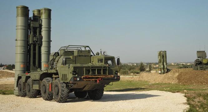 Hệ thống tên lửa S-400 được Nga bán cho cả Trung Quốc và Ấn Độ