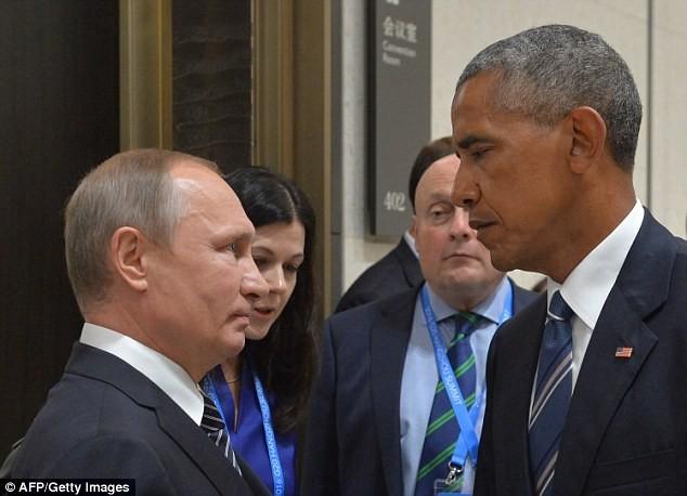 Mối quan hệ Nga-Mỹ rất căng thẳng trong những năm gần đây