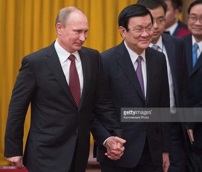 Nước Nga và tổng thống Putin coi trọng quan hệ đối tác chiến lược với Việt Nam